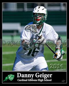 16 Danny Geiger