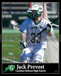 33 Jack Prevost
