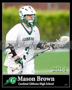 3 Mason Brown