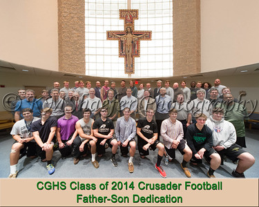 2012 CGHS FB Father & Son Event