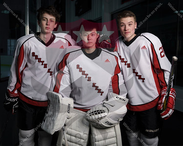 South Kent School  2018 Cardinal Hockey Portraits