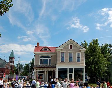 Cardinal Ritter Birthplace Marker Dedication