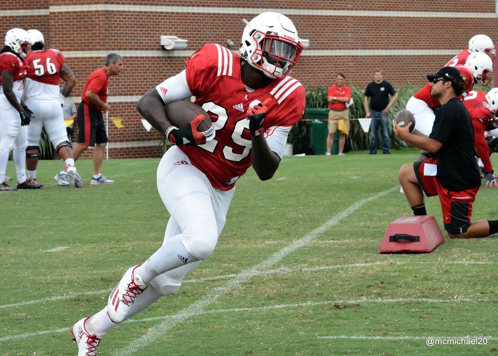 RB Malik Williams