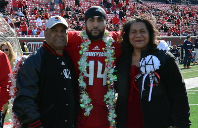 Senior Day - Pio Vatuvei