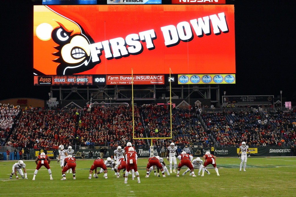 Cards First Down