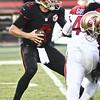NFL: OCT 06 Cardinals at Niners