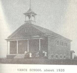 Vance School 1920