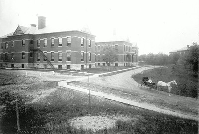 Northern WI Home for the Feeble Minded 1900s