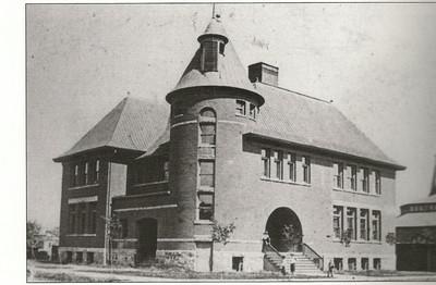 Island Street School