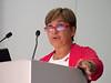 ESC 2015 Chairperson Genevieve Anne Derumeaux speaks