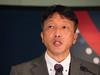 Dr. Atsushi Kobori speaks