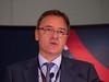 Dr. Gilles Montelscot speaks