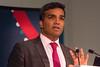 Dr. Vivek Reddy speaks