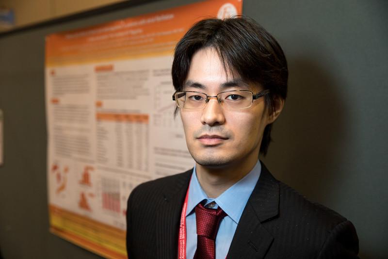 Yugo Yamashita during M2008