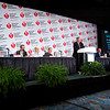 C Michael Gibson, MD, speaks during LBCT.02 - Pioneering the Future of HeART Interventions; LBCT 2 Media Briefing
