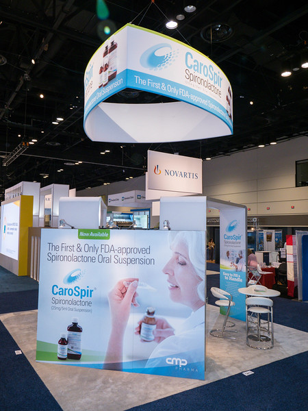 CMP Pharma during Exhibits