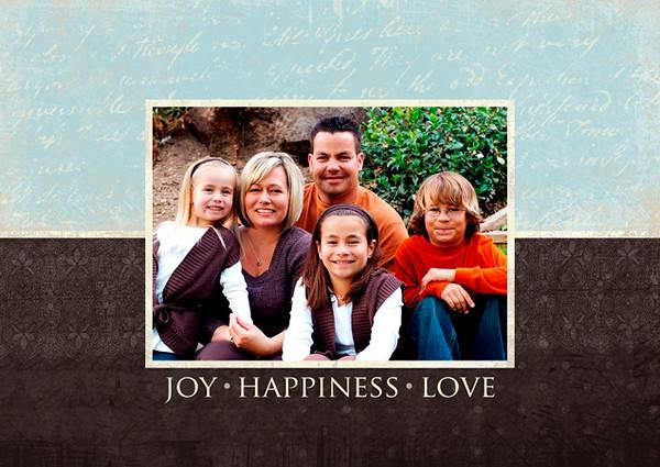 JOY HAPPINESS LOVE