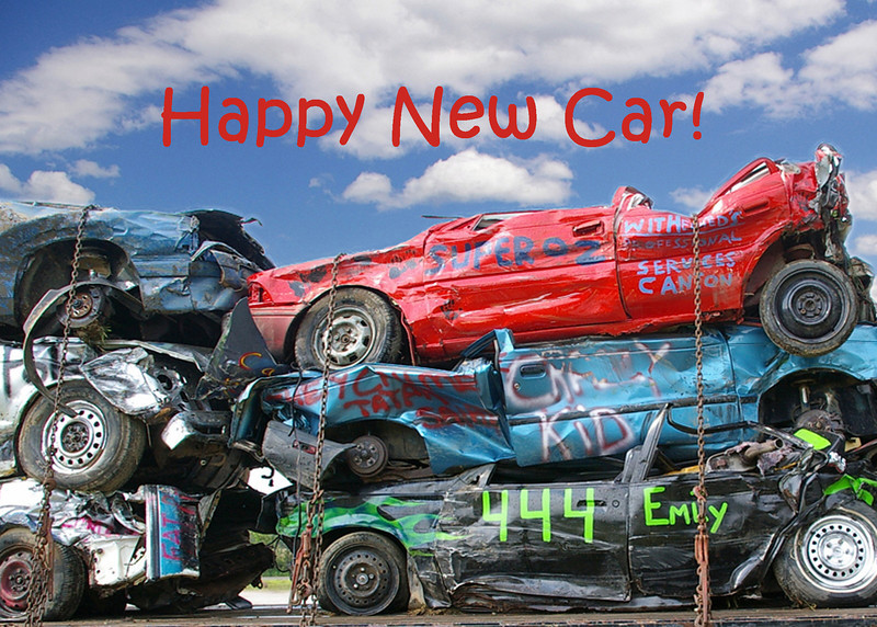 Happy New Car!