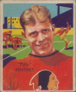 Pug Rentner 1935 National Chicle
