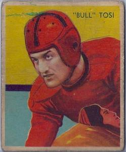 Bull Tosi 1935 National Chicle