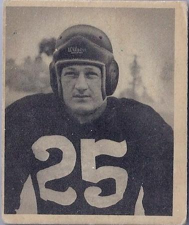 Whitey Poillon #49 1948 Bowman