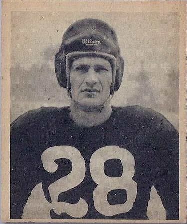Hugh Taylor #13 1948 Bowman