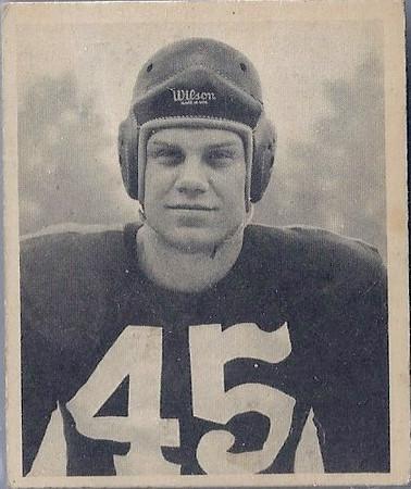 Paul McKee #67 1948 Bowman