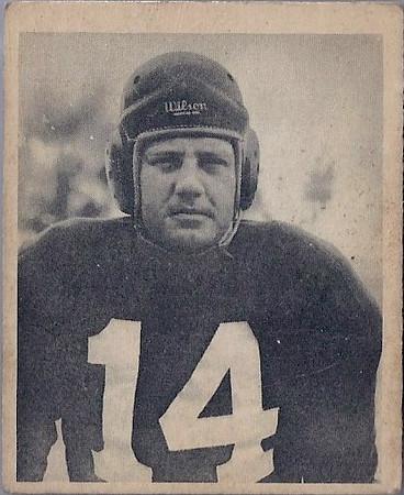Tom Farmer #103 1948 Bowman