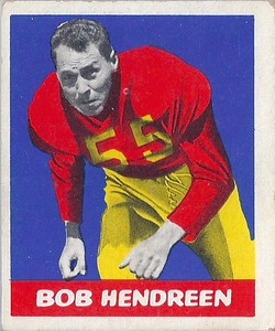 Bob Hendreen 1948 Leaf