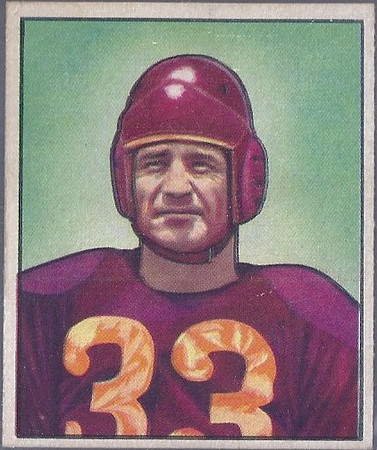 Sammy Baugh 1950 Bowman