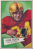 Leon Heath 1952 Bowman Large