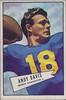 Andy Davis 1952 Bowman Small
