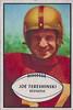 Joe Tereshinski 1953 Bowman