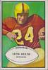 Leon Heath 1953 Bowman
