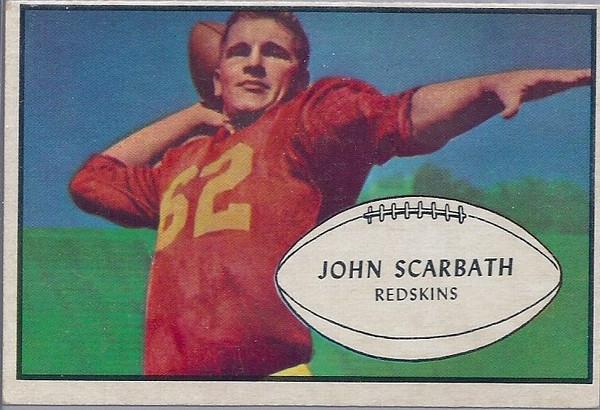John Scarbath 1953 Bowman