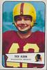 Dick Alban 1954 Bowman