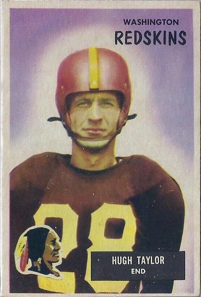 Hugh Taylor 1955 Bowman