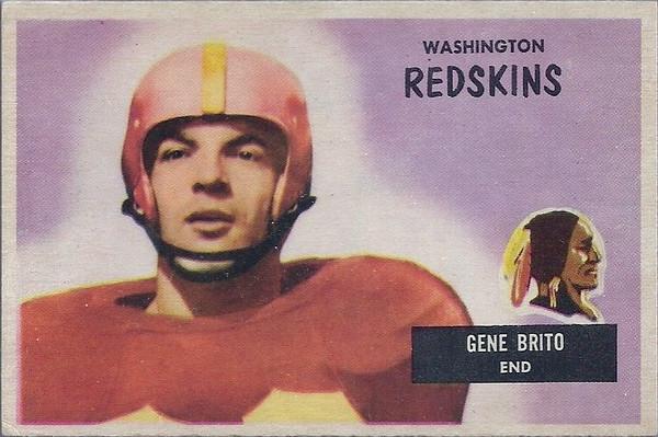 Gene Brito 1955 Bowman