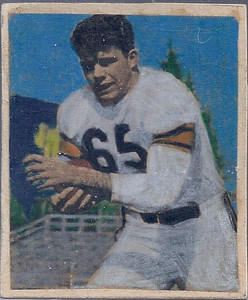 Sam Baker 1956 Bowman