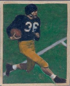 Johnny Olszewski 1956 Bowman