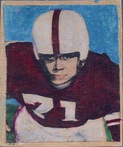 Jim Weatherall 1956 Bowman