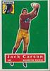 Jack Carson 1956 Topps
