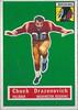 Chuck Drazenovich 1956 Topps