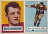Chuck Drazenovich 1957 Topps