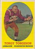 Torgy Torgeson 1958 Topps