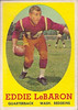 Eddie LeBaron 1958 Topps