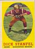 Dick Stanfel 1958 Topps