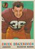 Chuck Drazenovich 1959 Topps