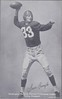 Sammy Baugh W469 1948-52  Exhibit Sports Champions Vendor Display Variation