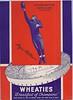 1936 Wheaties All Americans Wayne Millner